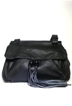IXACC Ladies Leather Shoulder Bag