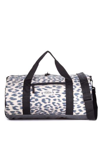 Courier brown Duffel Bag CO826AC18RSBPH_1