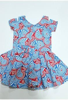 Sandy Baby Dress