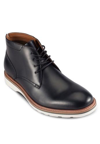Frazier 皮革短靴, 鞋esprit 台中, 鞋