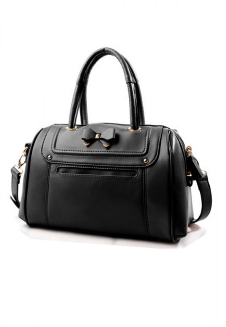 Lady Madame Boston Bag