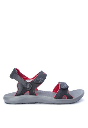 Columbia grey Techsun Interchange Men's Shoes EE785SHF7C2F7FGS_1