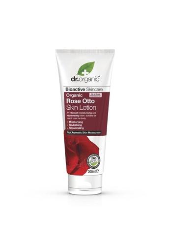 Holland & Barrett Dr Organic Rose Otto Skin Lotion 200ml 13F42ES6C0FE8EGS_1
