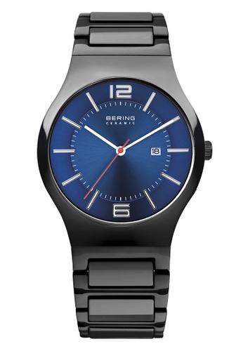 Bering black Ceramic 31739-747 Blue 39 mm Men's Watch B11B6AC310373DGS_1