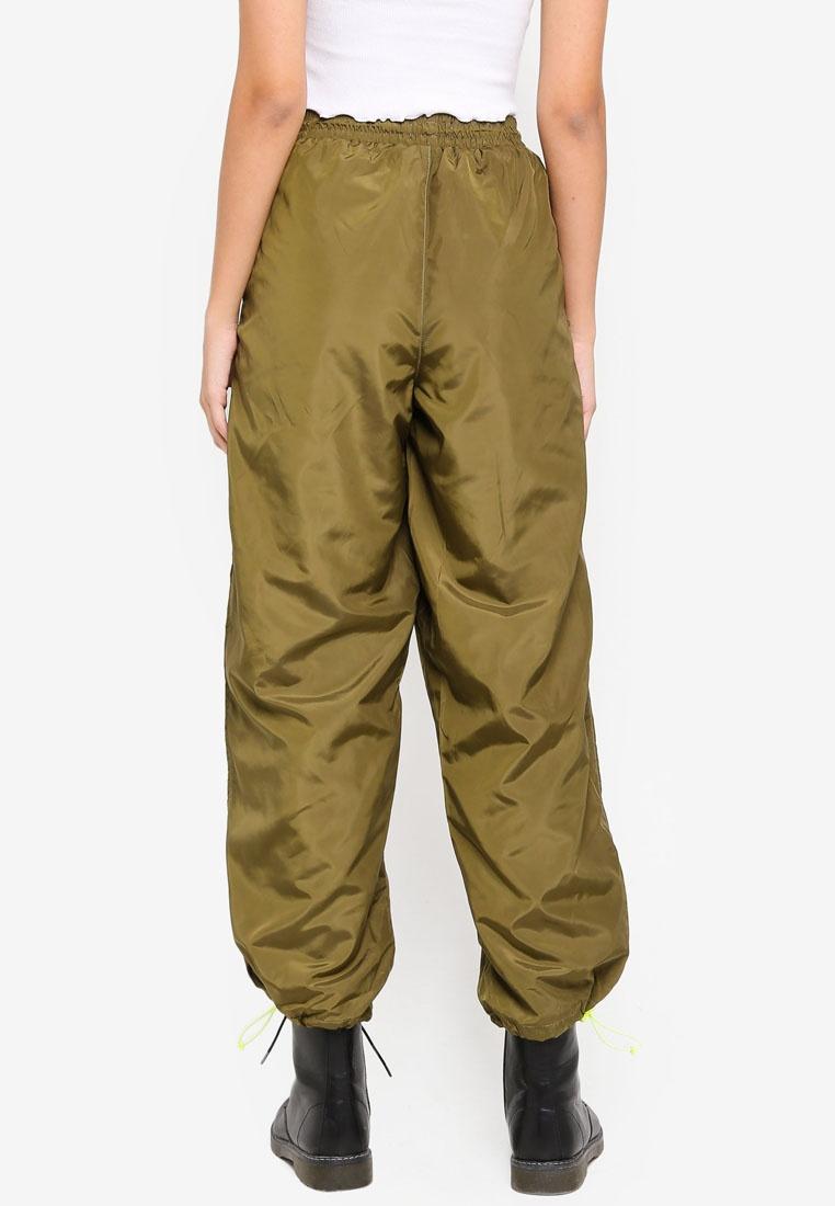 Pants Woven The Factorie Khaki Toggle fg7wvBqn