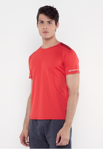 Corenation Active red Edin Shortsleeve - Red 72072AA5900771GS_1
