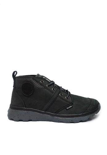 Palladium Boots black Pallaville Hi NBCK Men's Sneakers E4386SHEB24470GS_1