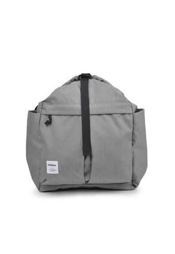 Hellolulu grey Kody - Simple Day Pack HE813AC67UDOHK_1