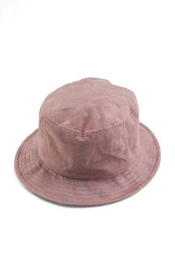niko and ... pink Casual Hat 77DA9AC9131E65GS_1
