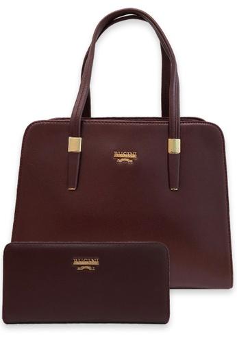 RUCINI red Rucini Formalistic Set Bag 32766ACCE854DDGS_1