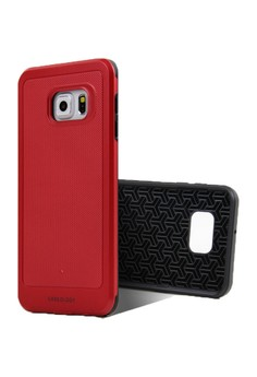 Slim Hybrid Armor Shell Case for Samsung Galaxy S6 Edge Plus