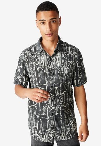 Cotton On multi 91 Short Sleeve Shirt 160FFAABEC6B33GS_1