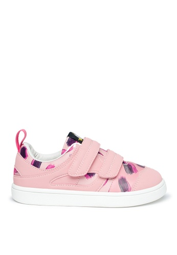 Fly Pony pink Rainbow Collection Joy Brush Pink Sneakers CE838KS391D905GS_1