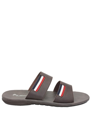 Dr. Kevin brown Dr. Kevin Men Sandals 97221 - Brown 4D5B3SH5AC20AAGS_1