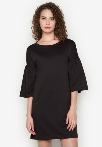 Shop Bench Bell Sleeve Dress Online On Zalora Philippines
