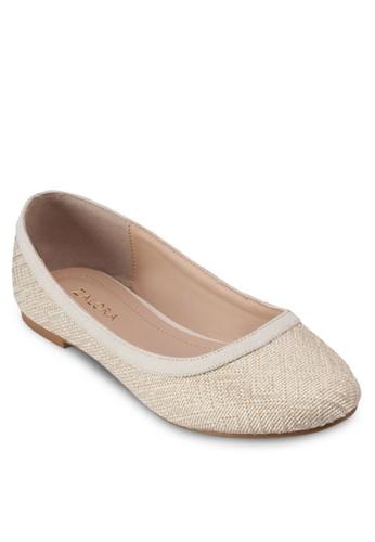 zalora時尚購物網評價編織圖騰娃娃鞋, 女鞋, 鞋