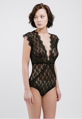 Raquel Lingerie black Marnie RA363US82QLLID_1