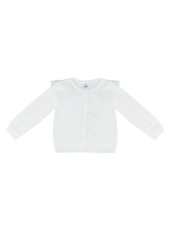 LC Waikiki white Baby Girl's Tricot Cardigan 65CA7KA5B5B0BAGS_1