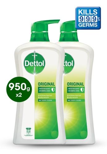 Dettol Dettol Body Wash Original 950g - Bundle of 2 B71C1ESB3AC770GS_1