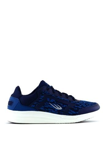 World Balance blue Quick Strike MS Running Shoes 85E5FSH56E6819GS_1