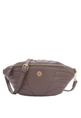 Wild Channel brown Casual Belt Bag E7EC3ACC4A3975GS_1