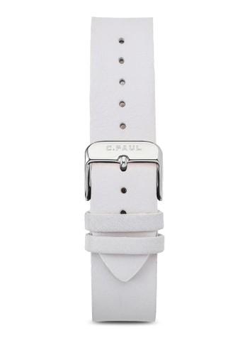 35mesprit outlet 台灣m 皮革錶帶, 錶類, 皮革錶帶