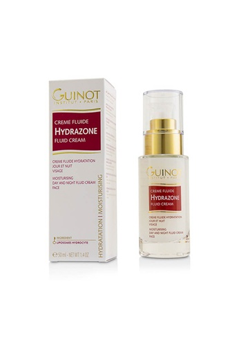 GUINOT GUINOT - Hydrazone Moisturising Day And Night Fluid Cream For Face 50ml/1.4oz 92140BEE6A2762GS_1