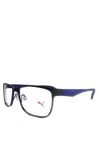 Puma Eyewear blue Puma Frame Kacamata Baca 15449 - 56 - Kombinasi abu abu  Biru 4DF5DGL9617861GS 1 07617f7477