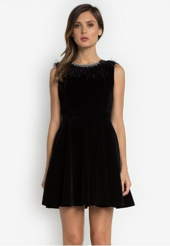 094ae96607c Shop NOBASIC Black A Shape Sleeveless Dress Online on ZALORA Philippines