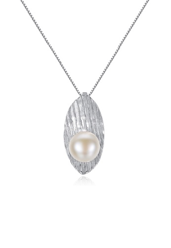 A.Excellence white Premium White Pearl Elegant Necklace 941A0AC678C5FAGS_1