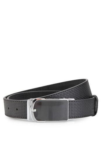 adobree black Adobree Aridisols Col. 01 Belt 3.5 P - Silver Black 153A9ACED6A210GS_1