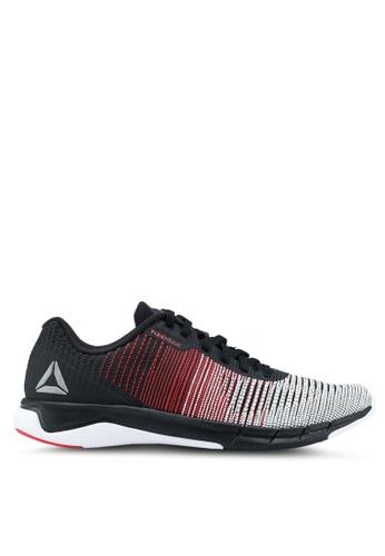 Reebok black Flexweave Run Shoes RE691SH0SW4AMY_1
