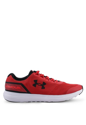 Under Armour red UA Surge 186C9SHD28291FGS_1