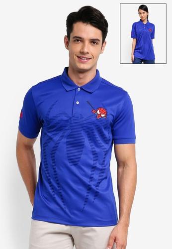 FBT blue MARVEL Kawaii Polo Tee Spider Man 5B4B3AA33A0B36GS_1
