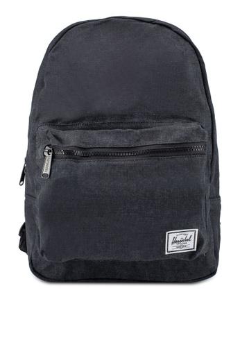 Herschel black Grove XS Backpack 2B8DCAC8CF9E8FGS_1