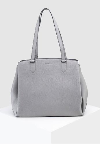 Fiorelli grey Grace Large Casual Grain Shoulder Bag 64F60ACC0D60C1GS_1