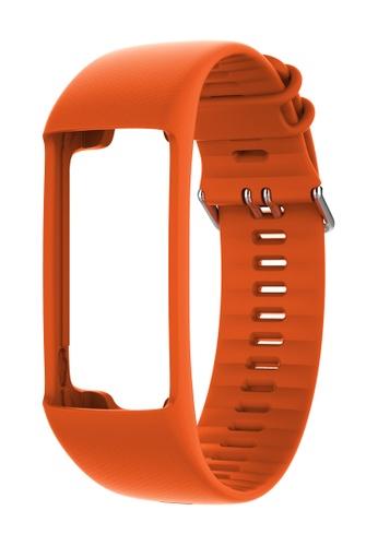 Polar orange A370 Changeable Wristband (Orange) PO255AC2VC4DHK_1