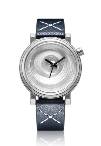 Assassin's Time blue Assassin's Time TORNADO Blue Leather 8A76CAC57D2D4FGS_1