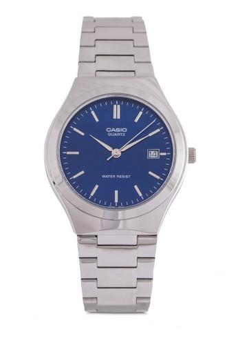 Casio MTP-1170A-esprit門市2ARD 不銹鋼鍊錶, 錶類, 錶類