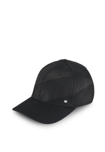 Billabong black Slice Stretch Cap BI783AC0SXS2MY_1