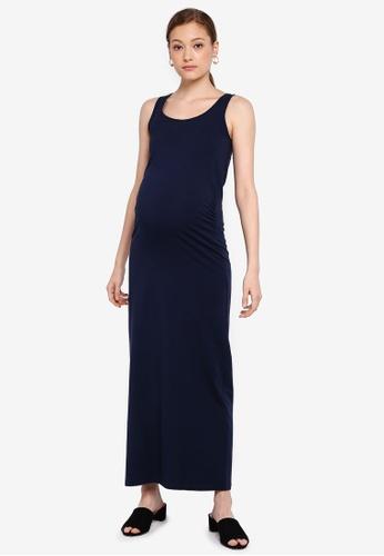 f5b3014aac728 Buy Mama.licious Maternity Lea Org Maxi Dress Online on ZALORA Singapore