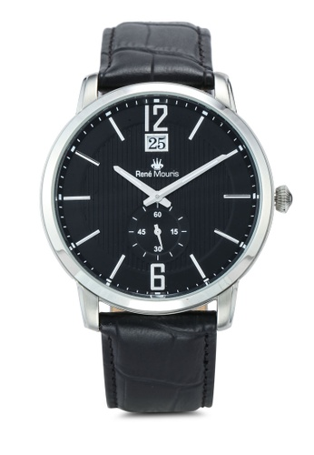 René Mouris multi Executive - 44mm Classic Quartz Watch 2283AACEB428C7GS_1