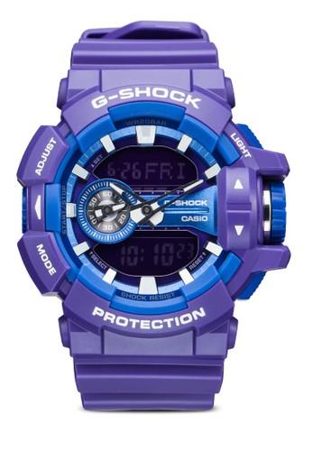 G-esprit sgShock GA400A-6A 手錶, 錶類, 休閒型