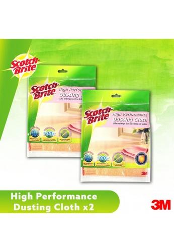 Scotch-Brite 3M Scotch Brite High Performance Dusting Cloth [Bundle of 2] 37F28ES5D4C4F1GS_1