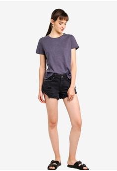 5341780485b9f Cotton On Mid Rise Saturday Denim Shorts S  34.99. Sizes 4 6 8 10 12