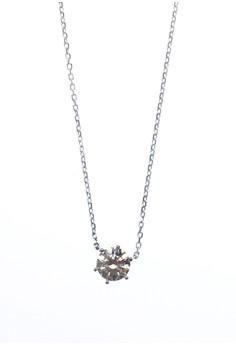 Glacial Silver Necklace