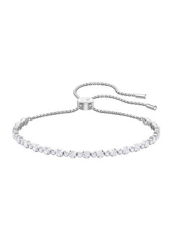 SWAROVSKI gold Subtle Trilogy Soft Bracelet 0C631ACC7398B4GS_1