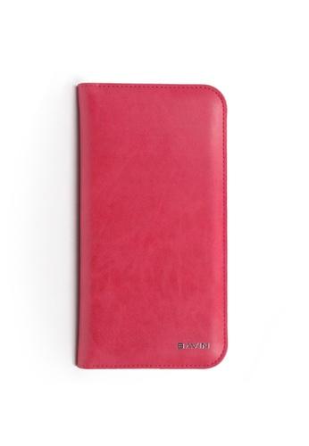 BAVIN pink Bavin Wallet Pouch 242DAAC125A7EDGS_1