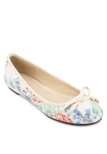 Bessie 花卉印花平底鞋、 女鞋、 鞋VelvetBessie花卉印花平底鞋最新折價