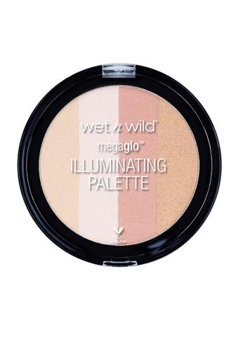 Wet N Wild pink Wet N Wild MegaGlo Illuminating Powder - Catwalk Pink CF177BE0373AECGS_1